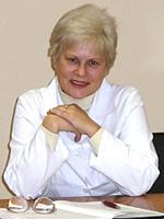 Фото зам. главного врача С.А. Соловьёвой